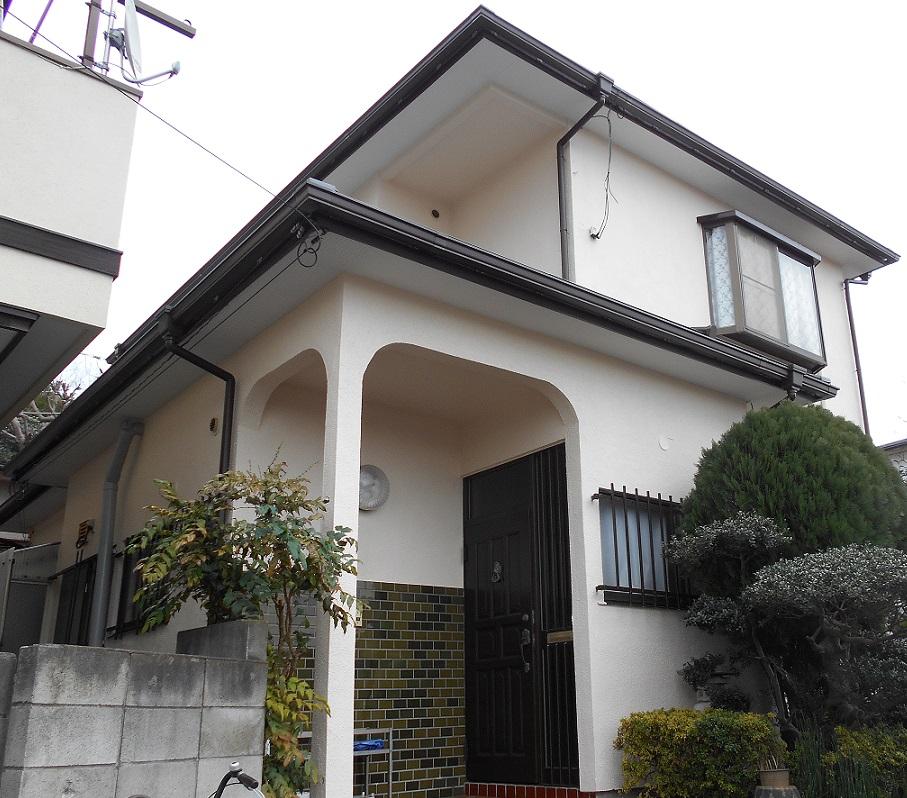 外壁塗装・屋根重葺き(カバー工法)工事 After