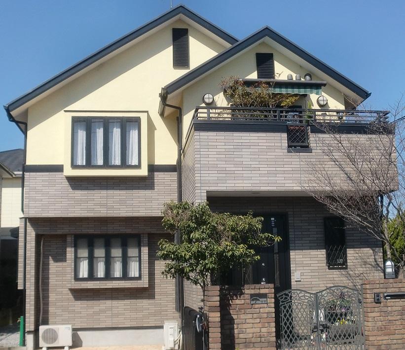 外壁シーリング・台所改修・内装(クロス張替え・ライト取付)工事 After
