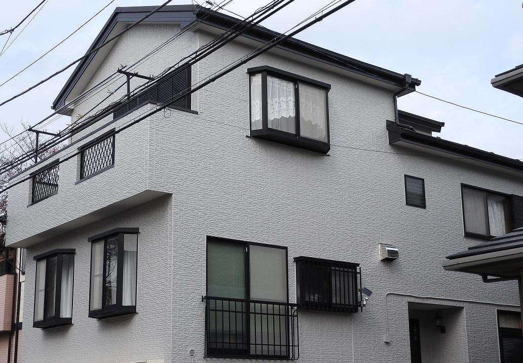 外壁塗装・屋根葺替え・内装リフォーム工事 After
