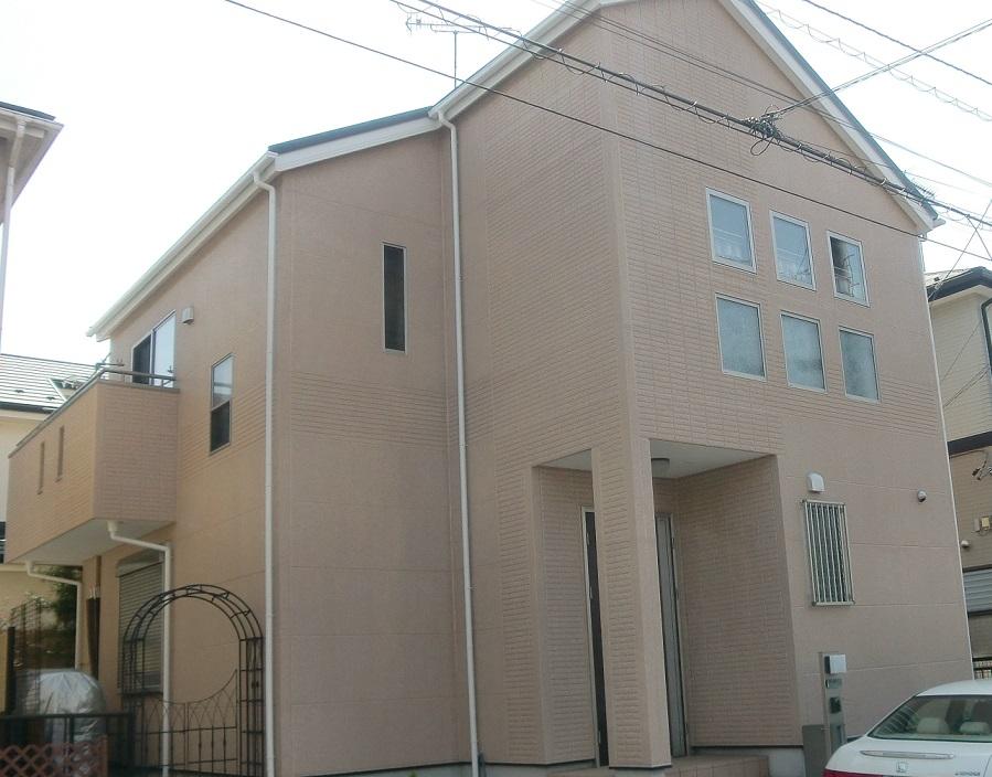外壁塗装・屋根葺替え工事 After