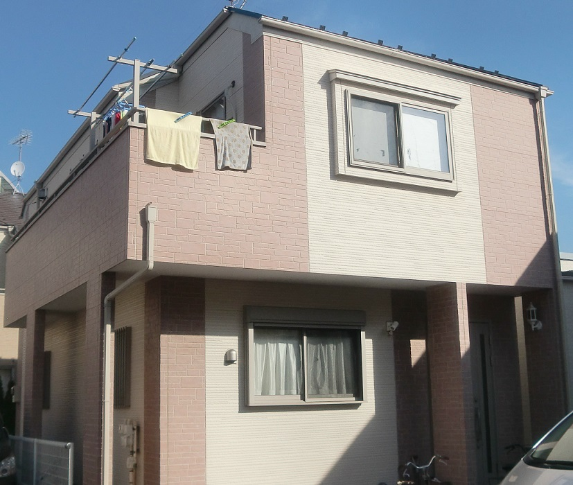 屋根塗装工事 After