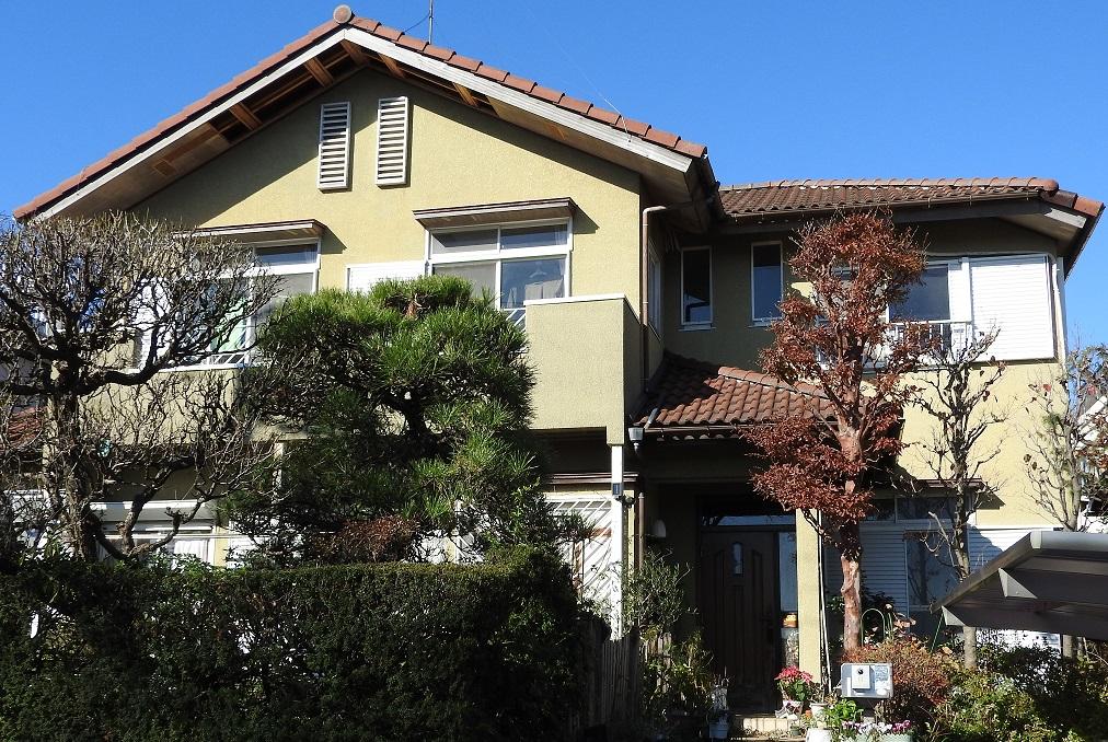 外壁塗装・屋根塗装・大工工事 Before