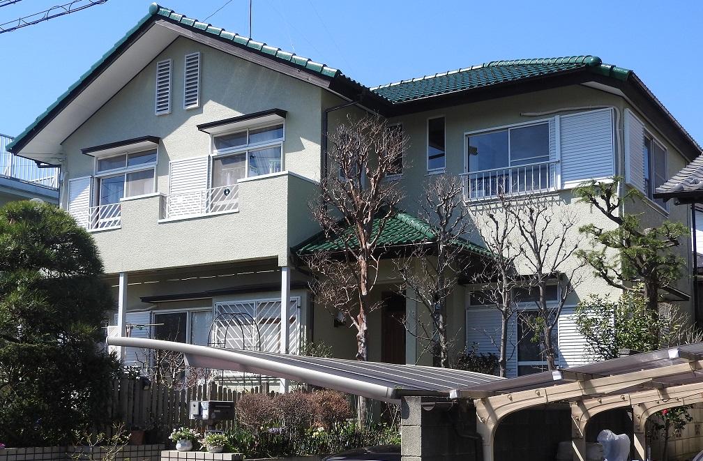 外壁塗装・屋根塗装・大工工事 After