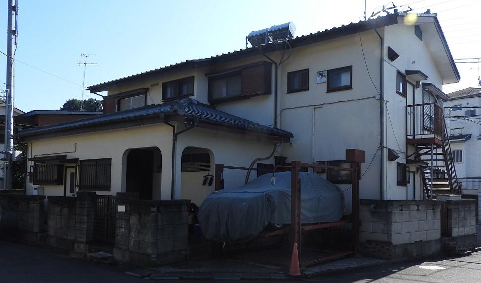 外壁塗装・屋根塗装工事 Before