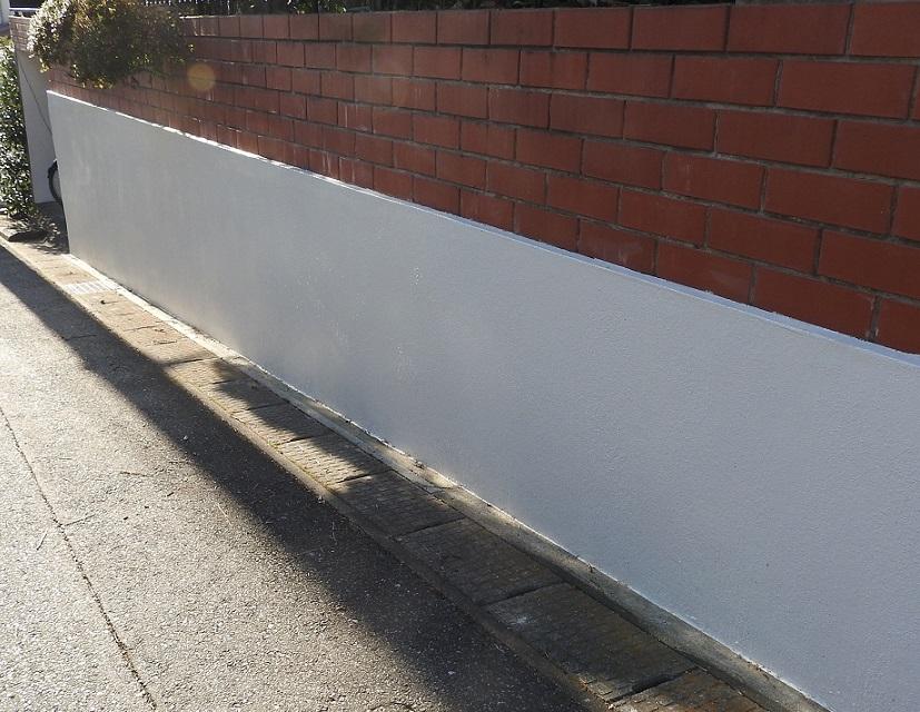 外壁塗装・大屋根葺き替え・ベランダ防水工事 After