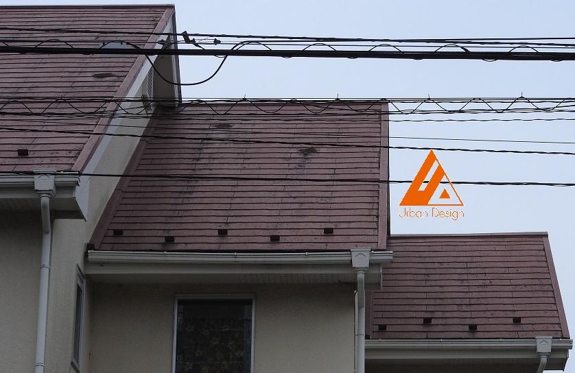 外壁塗装・屋根塗装・門塀塗装工事 Before